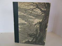 Wuthering Heights by Emily Bronte 1943 by heritagepostcards $24.99 #vintage #books #classics #romance #tragedy #EmilyBronte