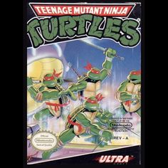 On instagram by viva_la_pedros  #atarist #microhobbit (o)  http://ift.tt/1O4tExW  #teenagemutantninjaturtles released 1989 for #Nes #Amiga  and many more! This side scrolling beat em up was a favourite back in the day. Notice how all the turtles have the same coloured masks!!! What happened there?? #truskillgamespodcast #tmnt #Nintendo #nes #gamer #games #podcast
