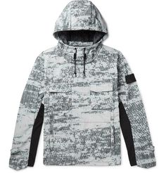 Shop men's coats and jackets at MR PORTER, the men's style destination. Discover our selection of over 400 designers to find your perfect look. Stone Island Jacket, Designer Menswear, Stone Island Shadow Project, Fashion News, Mens Fashion, Men's Coats And Jackets, Work Wear, Hoods, Hooded Jacket