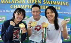 Conozca a los nadadores malasios que ganaron medallas de oro que ganaron en el 57º Campeonato Abierto de Natación de Malasia. Visite nuestra página y sea parte de nuestra conversación: http://www.namnewsnetwork.org/v3/spanish/index.php