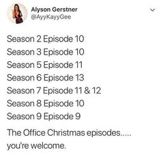 the office christmas episodes Best Office Episodes, Office Christmas Episodes, Christmas Humor, The Office Show, The Office Quiz, Office Jokes, Funny Office, Mejores Series Tv, Paper People