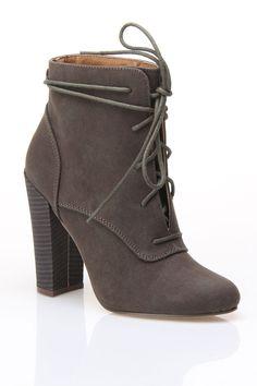Grey Booties / Michael Antonio $30