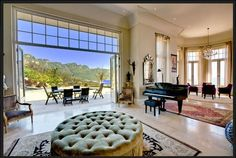 A Luxury Escapes Blog: Majestic Villa The Castle | Clifton Bay, Cape Town