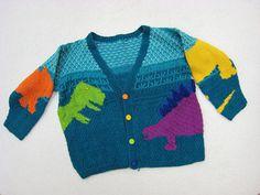 dinosar sweater
