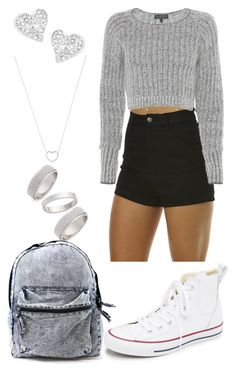 """""""Untitled #201"""" by rhay-q ❤ liked on Polyvore featuring Wrangler, rag & bone, Converse, Tiffany & Co., Topshop and Vivienne Westwood"""