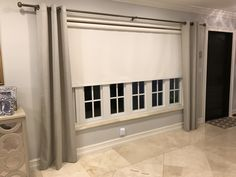 Screen Roller Shades by Elite Decor Miami Privacy Shades, Roller Shades, Miami, Decor, Decoration, Roller Blinds, Decorating, Deco
