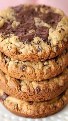 ... Chocolate peanut butter, Peanut butter and Chocolate chip cookie dough