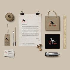 Facebook/cafetero #artwork #design #coffee #uruguay #montevideo #branding #stationery #craft #handmade #rebellatorasenti #logotype
