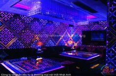 mẫu thiết kế phòng karaoke