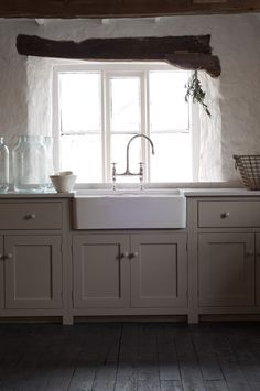 The Real Shaker Kitchen by deVOL at Cotes Mill.
