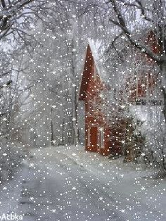 phone wallpaper winter M M T - phonewallpaper Winter Szenen, I Love Winter, Winter Magic, Winter Time, Christmas Scenes, Christmas Art, Winter Christmas, Vintage Christmas, Winter Pictures