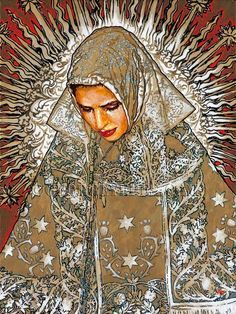 George Yepes, 2010 Madonna with Child