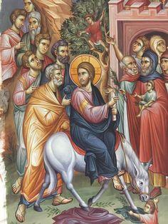 Jerusalem, Chi Rho, Married With Children, Byzantine Icons, Palm Sunday, Orthodox Icons, Vignettes, Jesus Christ, Religion