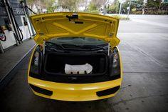 Believe it, supercars CAN hold cargo! 2007 Lamborghini Gallardo, Supercars, Hold On, Vehicles, Naruto Sad, Car, Exotic Sports Cars, Vehicle, Tools