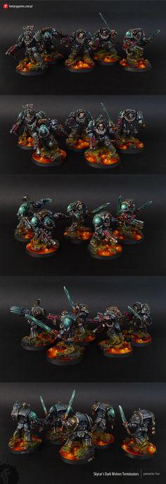 Dark Wolf Terminators