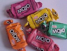 need to get MOJO for my candy bar