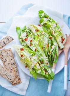 Salade en quartiers - 100 % Végétal | Cuisine vegan