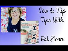 FREE Block 1/25 Grandma's Kitchen Sew Along with Pat + weekly deals! - Pat Sloan's I Love To Make Quilts