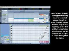 Less Explored Functions of Ableton Live Pt. 1 - YouTube