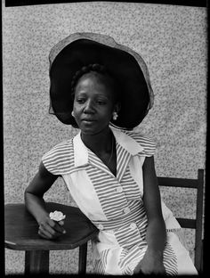 Seydou Keïta 1958-1959 - L'Œil de la photographie