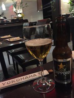 Sapporo, la cerveza japonesa más antigua.. 4,7º