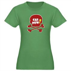 Irish green t-shirt Abby's Caf Pow her fav drink at the #NCIS lab.  #CPirishluck