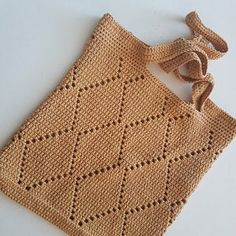 Diy Crochet Bag, Crochet Market Bag, Crochet Wool, Crochet Purses, Raffia Bag, Granny Square Bag, Crochet Shoulder Bags, Modern Crochet Patterns, Tote Pattern