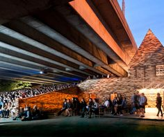 Pop-up stars: temporary contemporary architecture