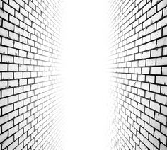 From your viewpoint to infinity, abstract photograph of a black and white wall Abstract Photography, White Walls, Infinity, Street Art, Black And White, Portrait, Beautiful, Off White Walls, Infinite