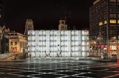 Galería de Pabellón FAV 2014 en Valparaíso: Entre lo Público y lo Sustentable - 1