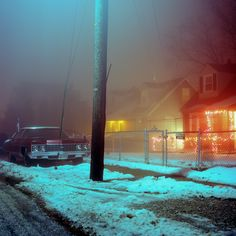 The Constellations of Winter, Patrick Joust