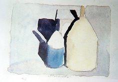 Giorgio Morandi - Still life, 1960