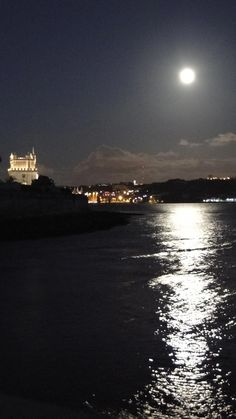 moon in lisbon