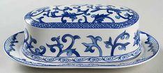 Ralph Lauren China Mandarin Blue at Replacements, Ltd
