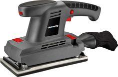 GRAPHITE Szlifierka oscylacyjna 115x230mm (papier 115x280mm)  380W 59G323