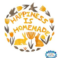 Happiness is Homemade by Tracey English www.tracey-English.co.uk
