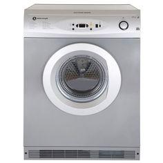 White Knight C86AS Sensor Vented Tumble Dryer