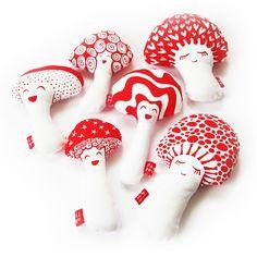 hochet champignon * paapii design
