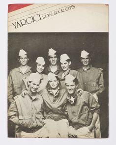 YARGICI - 1984 Catalogue