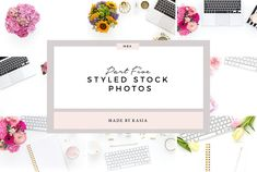 30 styled stock photos - Part Five by MadeByKasia on @creativemarket