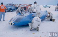 Le Blanc's Speed Engineering speedster