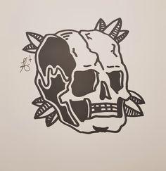 Skull - Jesse A'Vard