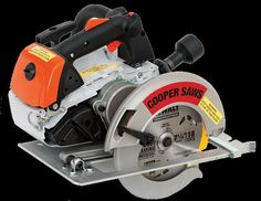 Off Grid Gas Powered Circular Saw only from Cottage Craft Works