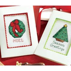 Dmc santas workshop ornament free download cross stitch dmc christmas cards free download m4hsunfo Gallery
