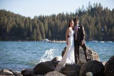 Glenbrook, Nevada- private estate wedding.  Reception at Glenbrook Club House.  Photography by Tonya Malott **click on link to see gallery