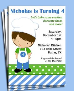 82 best boy birthday invitation ideas images on pinterest