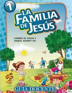 HS1 La familia de Jesús  Guía gratuita para el docente que utiliza libros de la serie Historia Sagrada que abarca todos los años de la escolaridad primaria y secundaria de la red hispana de Educación Adventista en Sudamérica, editados por ACES Educación.