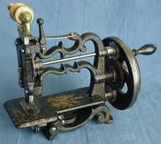 Resultado de imagen de maquinas de coser antiguas