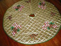 Pie para el pino de navidad