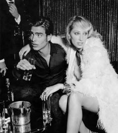 studio 54. Could be a Vogue Cover. oh i love it!!!
